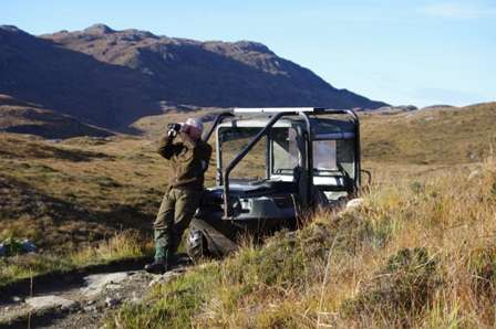 mit Argo in die Highlands